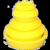 Redline Detection 96-0007 Plastic Cap Plug for Leak Detector