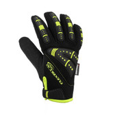 Flexzilla F7762L Pro Waterproof Synthetic Hi Dexterity Work Gloves