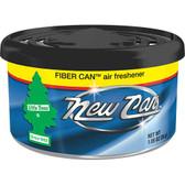Car Freshner UFC-17889-24 Little Trees New Car Fiber Can Air Freshener - 4 Pack