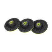 Mueller Kueps 433508 Replacement Discs for Inner Rim Cleaner. 3pcs.
