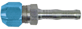 S.U.R. & R AC1610M #6 Hose to 10mm Compression Union