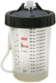 3M 16124 PPS Type H/O Large Pressure Cup