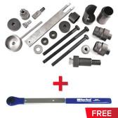 Ken-Tool 80000 Bendix ADB Service Tools Complete Kit w/Free Slack Adjuster
