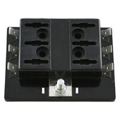 JT&T 2454F Six Position ATC/ATO Fuse Block