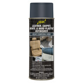 S.M. Arnold 65-607 Leather, Vinyl & Hard Plastic Refinisher, Charcoal Gray 11oz
