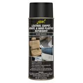 S.M. Arnold 65-801 Leather, Vinyl & Hard Plastic Refinisher, Black - 11 oz