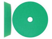 "S.M. Arnold 49-027 7"" Velocity DX Foam Pad - Green - Medium Cutting Pad"
