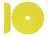 "S.M. Arnold 49-037 7"" Velocity DX Foam Pad - Yellow - Polishing Pad"