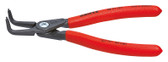 Knipex 4821J01 Precision Circlip Pliers For Internal Circlips In Bore Holes 5 1/4 In