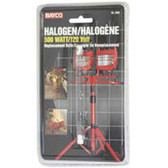 Bayco SL209PDQ Replacement Bulb For 500w Halogen Work Lights (Single Pack)