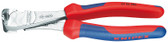 Knipex 6705140 High Leverage End Cutting Nippers With Multi-Component Comfort Grip 5 1/2 In