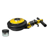 Esco Equipment 92040 Pro Series 2 Ton 2 Stage Bladder Jack
