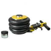 Esco Equipment 92041 Pro Series 2 Ton 3 Stage Bladder Jack