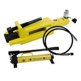 Esco Equipment 10204 Giant Tire/OTR Bead Breaker Kit   1 Quart Hydraulic Pump