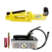 Esco Equipment 10822 Yellow Jackit Giant Tire/Earthmover Bead Breaker Kit