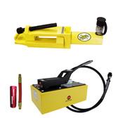 Esco Equipment 10238 Yellow Jackit Giant Tire/OTR Bead Breaker Kit  5 Quart