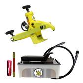 Esco Equipment 10820 Yellow Jackit Combi Style Bead Breaker Kit