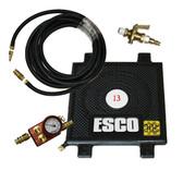 Esco Equipment 12105K Air Bag Jack Kit (13 Ton)