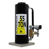Esco Equipment 10314 High Lift HD Lightweight Hydraulic Jack   55Ton, 10