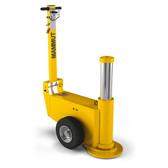 Esco Equipment 91004 MAMMUT 100 Ton Air/Hydraulic Jack