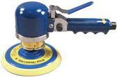 Astro Pneumatic 300SP 6-Inch DAQ Random Orbital Sander with Pad - 9,000 rpm
