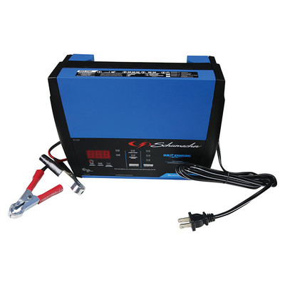 Schumacher Electric SC1304 15 Amp Charger English Only