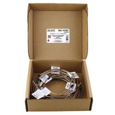 AGS Company CNC-147KIT NiCopp EZ-Fit Complete Brake Line Replacement Kit