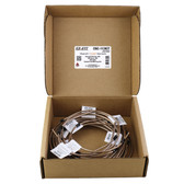 AGS Company CNC-113KIT NiCopp EZ-Fit Complete Brake Line Replacement Kit