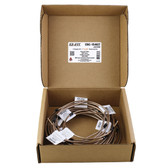 AGS Company CNC-154KIT NiCopp EZ-Fit Complete Brake Line Replacement Kit