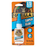 Gorilla Glue 7805001 Super Glue, 15 g, Clear