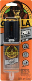 Gorilla Glue 4200101 Clear Glue Epoxy 5 Minute .85 Oz