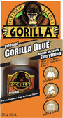 Gorilla Glue 50002 Original Glue, 2 oz., Brown
