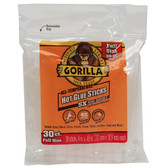 Gorilla Glue 3033002 Hot Glue Sticks 4 In. Full Size, 30 Count