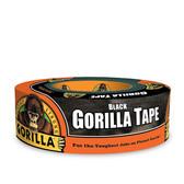 "Gorilla Glue 6035180 Black Duct Tape, 1.88"" x 35 yd"