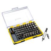 Titan Tools 16061 61 Piece Screwdriver Bit Set