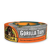 "Gorilla Glue 6074004 Silver Gorilla Tape, 1.88"" x 35 yd"