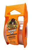 "Gorilla Glue 6034002 Heavy Duty Packing Tape w/ Dispenser, 1.88"" x 25 yd, Clear"
