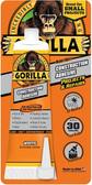 Gorilla Glue 8020001 Heavy Duty Construction Adhesive, 2.5 oz., White