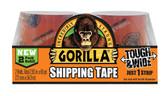 "Gorilla Glue 6030402 Packing Tape Tough & Wide Refill, 2.83"" x 30 yd, 2 Rolls"