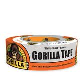 """Gorilla Glue 6025001 Duct Tape, 1.88"""" x 30 yd, White"""