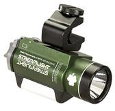 Streamlight 69189 Vantage Helmet Mounted Flashlight with White/Green LEDs, Green