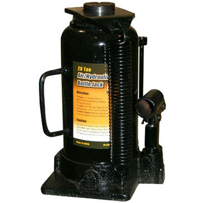 Black Bull AIRBJ20 20 Ton Hydraulic Bottle Jack