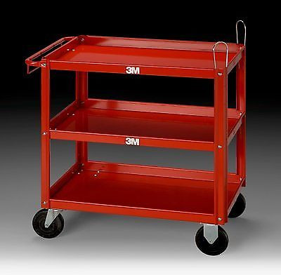 3M 02510 C.A.R.T.S. Body Shop Cart