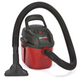 Shop-Vac 2021000 1-Gallon 1-HP Portable Micro Wet Dry Vacuum