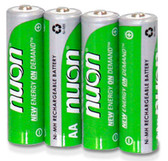 Midtronics A093 NIMH AA -Rechargeable Batteries For A087 / A087-HP Printers