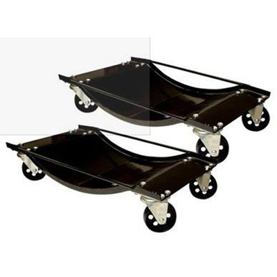Black Bull CDOLLY Car Dolly Pair