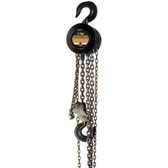 Black Bull CHOI1 1 Ton Heavy Duty Chain Hoist