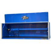 "Extreme Tools RX722501HCBL 72"" RX Series Professional Hutch - Blue"