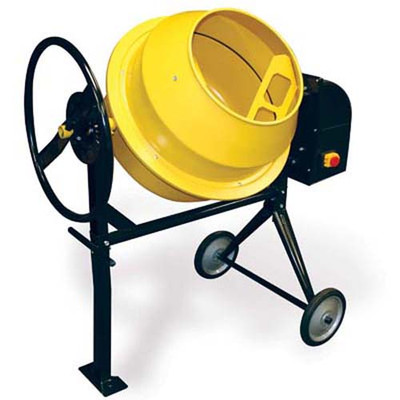 Pro-Series CME35 Electric Cement Mixer