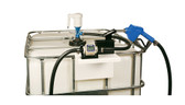 John Dow DEF-TOTE-A 275-Gal. IBC Tote Dispensing System - Electric
